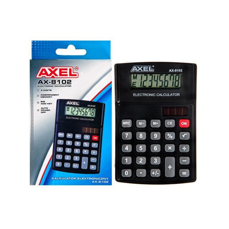 KALKULATOR AXEL AX-8102
