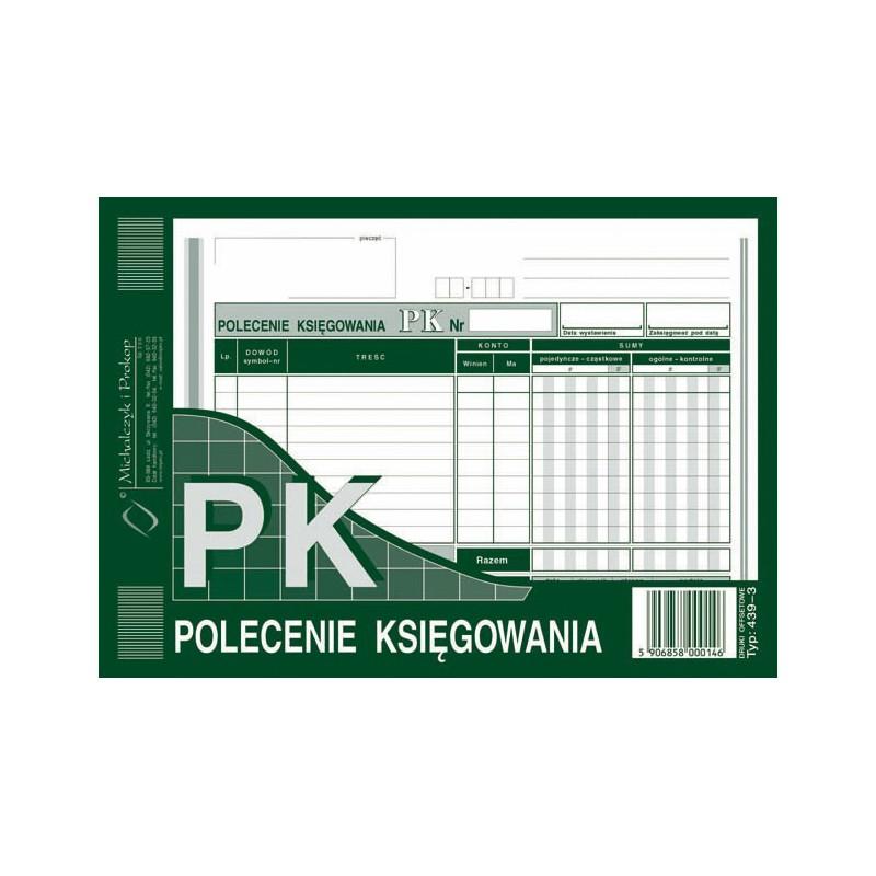DRUK POLECENIE KSIĘG.A5 OFFSET