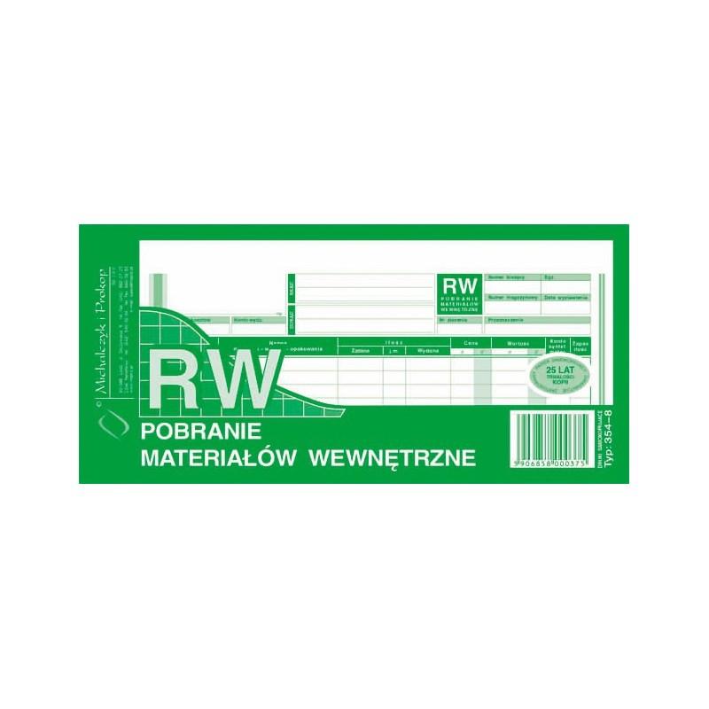 DRUK RW 1/3 A4 POBRANIE...