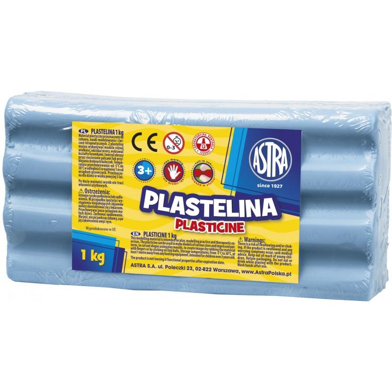PLASTELINA 1KG J.NIEB.