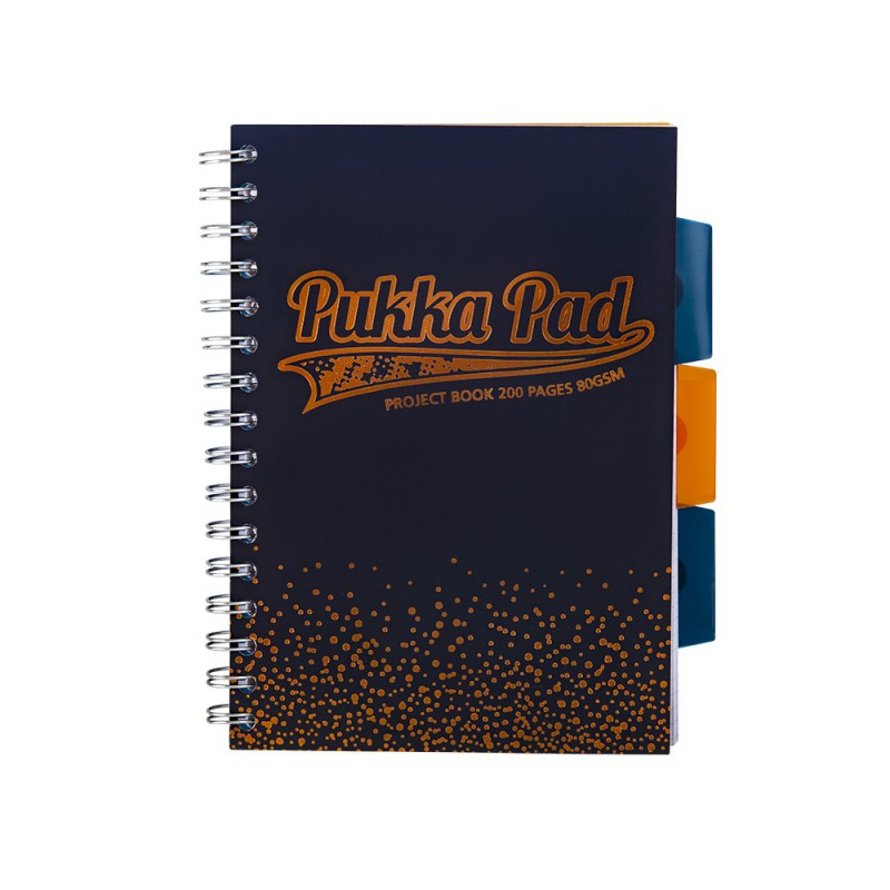 PROJECT BOOK BLUSH A5 200K...