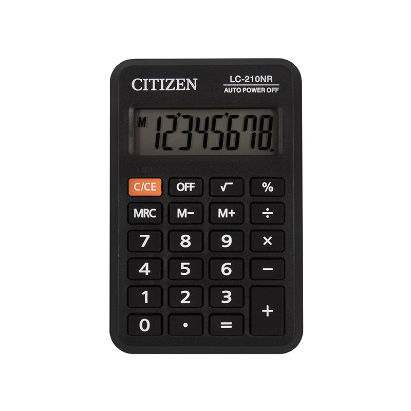 KALKULTOR CITIZEN LC-210NR
