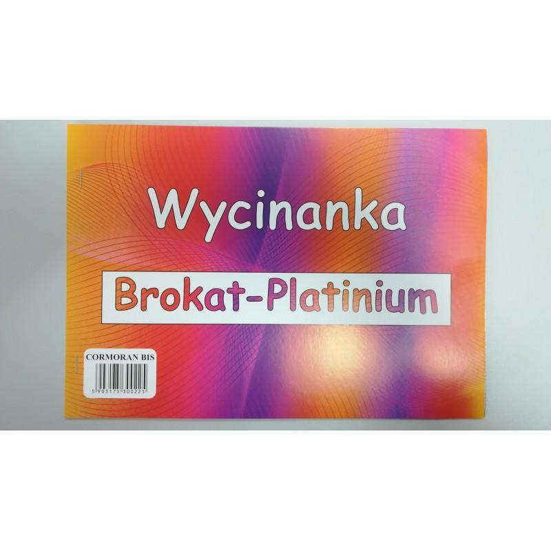 WYCINANKA A4 BROKAT PLATINUM