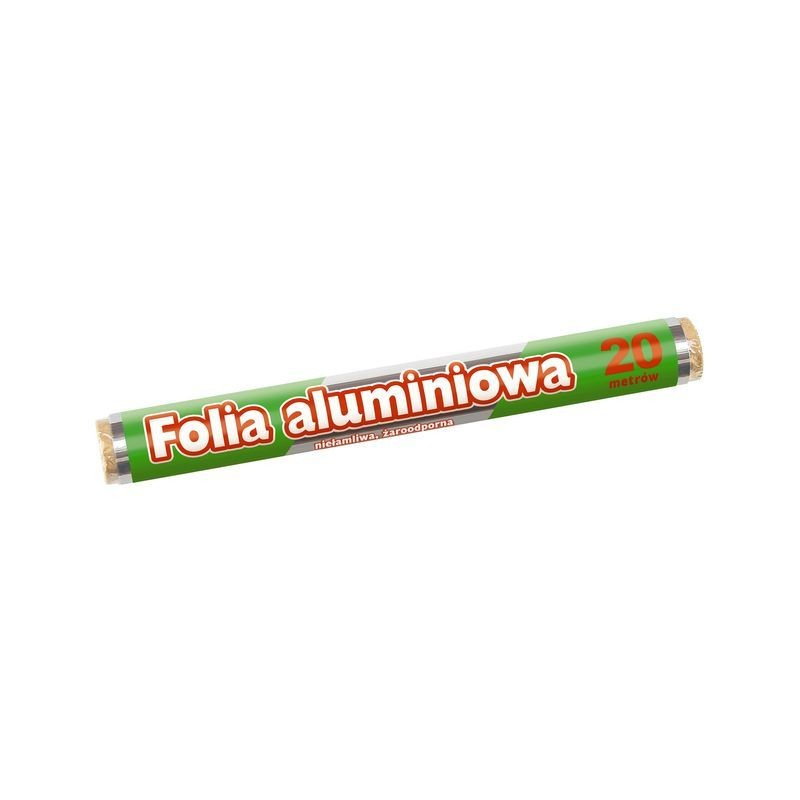 FOLIA ALUMINIOWA 20M POLSKA