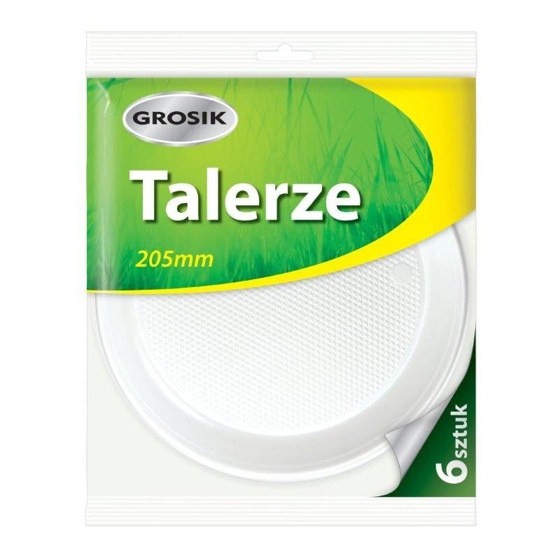 TALERZE /6/ GROSIK
