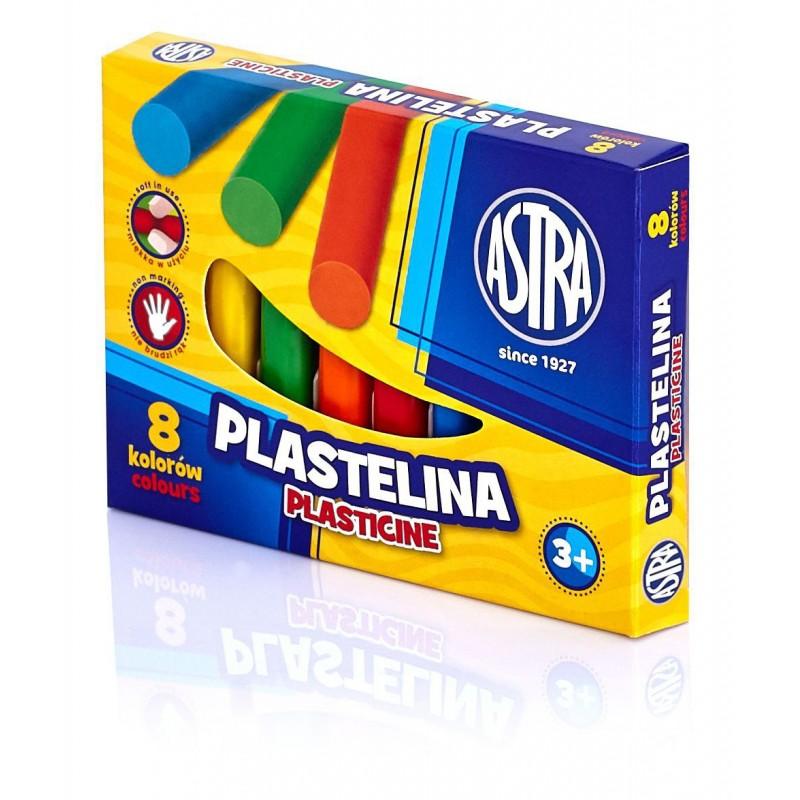 PLASTELINA 8K ASTRA