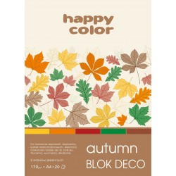 BLOK DECO AUTUMN A4, /20/...