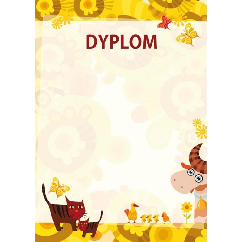 DYPLOM FARMA A4170G/M2  25 ARK