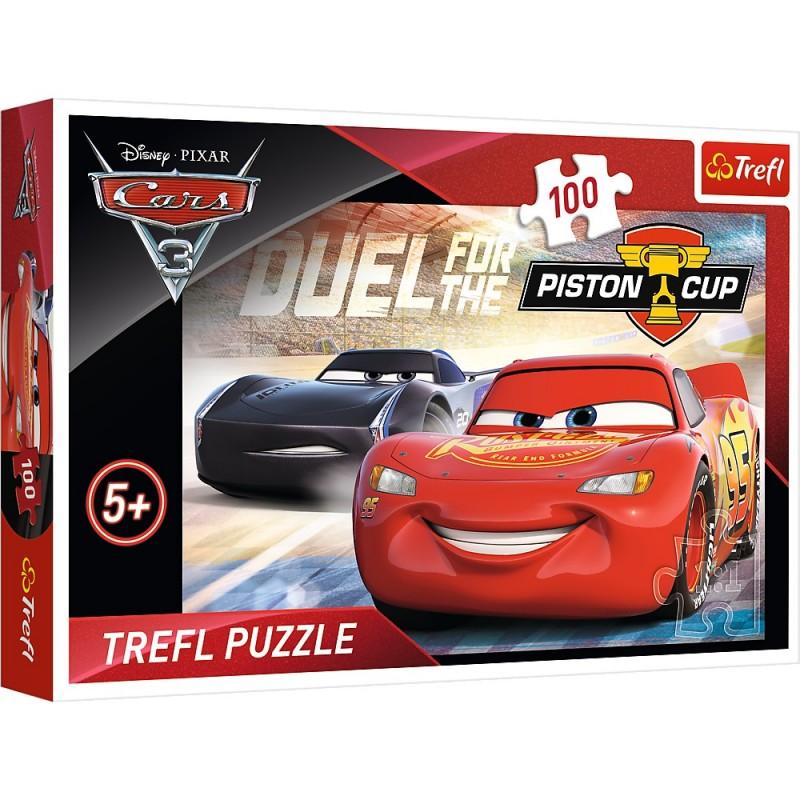 PUZZLE  100 CARS 3