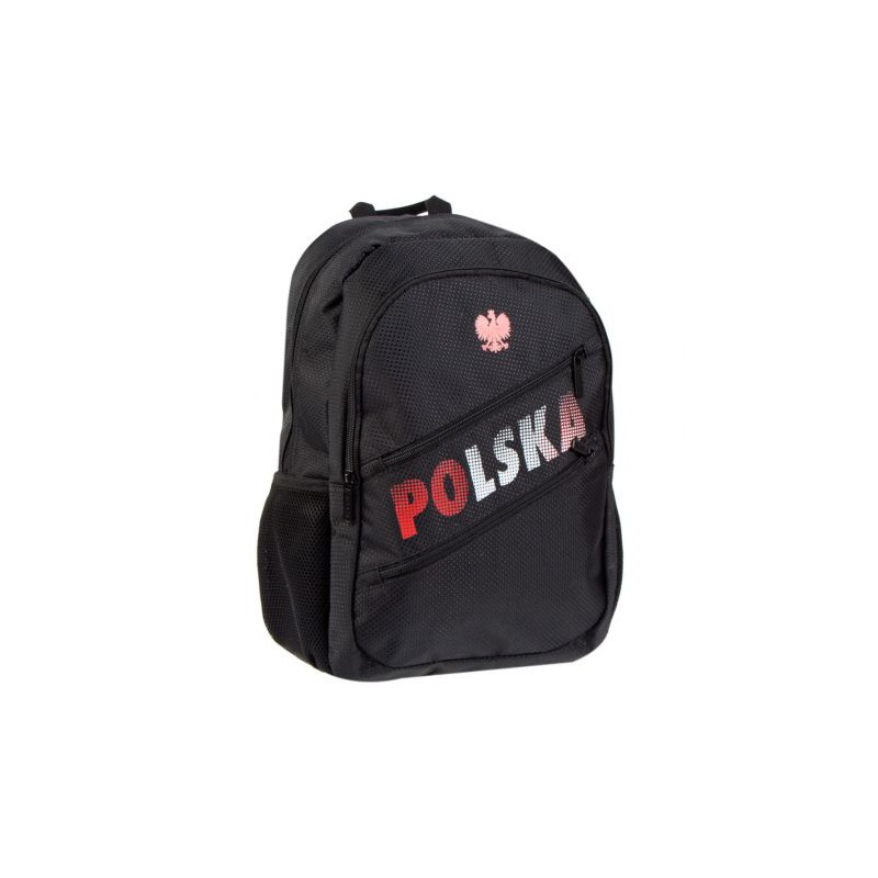 PLECAK STK POLSKA BLACK